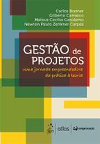 Livro - Gestão de projetos - Uma jornada empreendedora da prática à teoria -