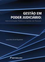 Livro - Gestão em poder judiciário -