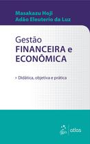 Livro - Gestão Financeira e Econômica - Didática, objetiva e prática -