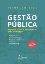 Livro - Gestão Pública - Aspectos Atuais e Perspectivas para Atualização -