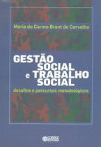 Livro - Gestão social e trabalho social -