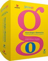 Livro - Ginecologia e Obstetrícia Febrasgo para o médico residente -
