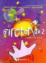 Livro - Girotondo 2 - Libro Dello Studente - Gue - guerra edizioni -