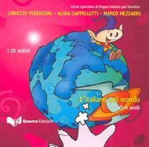 Livro - Girotondo (5-6 Anni) - Cd Audio Importado - Gue - guerra edizioni