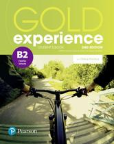 Livro - Gold Experience B2 Students' Book with Online Practice -