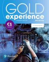 Livro - Gold Experience C1 Student's Book with Online Practice Pack -