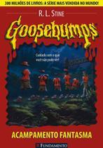 Livro - Goosebumps 02 - Acampamento Fantasma -