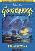 Livro - Goosebumps 05 - Praia Fantasma -