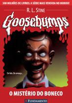 Livro - Goosebumps 08 - O Mistério Do Boneco -