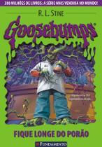 Livro - Goosebumps 11 - Fique Longe Do Porão -