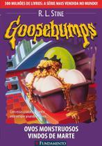 Livro - Goosebumps 14 - Ovos Monstruosos -