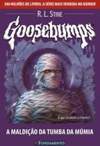 Livro - Goosebumps 17 - A Maldição Da Tumba Da Múmia -