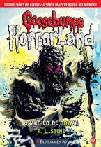 Livro - Goosebumps Horrorland 17 - O Mágico De Gozma -