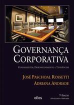 Livro - Governança Corporativa: Fundamentos, Desenvolvimento E Tendências -