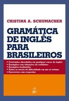 Livro - Gramática de inglês para brasileiros -