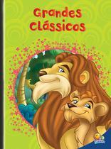 Livro - Grandes clássicos: O Rei Leão - O Mágico de Oz - Peter Pan -