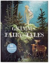 Livro - Grimms Fairy Tales -