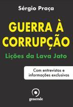 Livro - Guerra à corrupção -