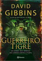 Livro - Guerreiro tigre -