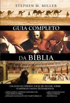 Livro - Guia completo da bíblia -