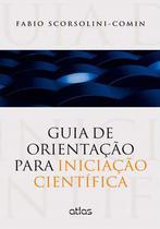 Livro - Guia De Orientação Para Iniciação Científica -