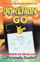 Livro - Guia, dicas e estratégias do Pokémon Go -