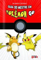 Livro - Guia do mestre em Pokémon Go -