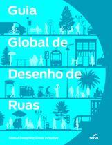 Livro - Guia global de desenho de ruas -