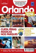 Livro - Guia Orlando 2016 -