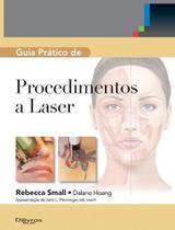 Livro Guia Pratico De Procedimento A Laser - Di Livros