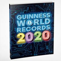 Livro - Guinness World Records 2020 -