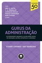 Livro - Gurus da Administração -