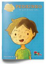 Livro hábitos de higiene: pedrinho não gosta de tomar banho - Bombom Books