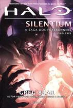 Livro - Halo - Silentium -