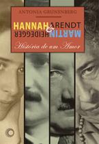 Livro - Hannah Arendt e Martin Heidegger -
