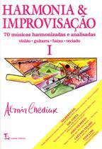 Livro - Harmonia e improvisação - Volume I -