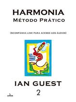 Livro - Harmonia - método prático - Volume 2 -
