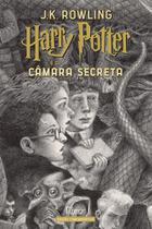 Livro - HARRY POTTER E A CÂMARA SECRETA (CAPA DURA) – Edição Comemorativa dos 20 anos da Coleção Harry Potter -