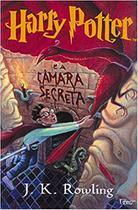 Livro - Harry potter e a câmara secreta -