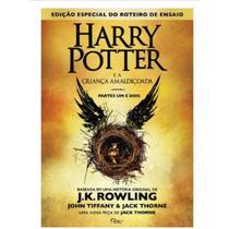 Livro harry potter e a criança amaldiçoada - parte 1 e 2 - Rocco