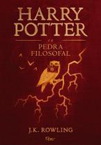Livro - Harry Potter e a pedra filosofal -