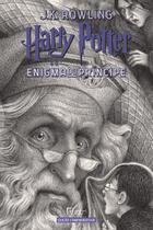 Livro - HARRY POTTER E O ENIGMA DO PRÍNCIPE (CAPA DURA) – Edição Comemorativa dos 20 anos da Coleção Harry Potter – -
