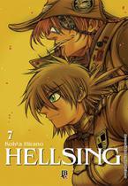 Livro - Hellsing Especial - Vol. 7 -
