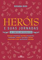 Livro - Heróis e Suas Jornadas -