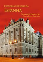 Livro - História Concisa da Espanha -