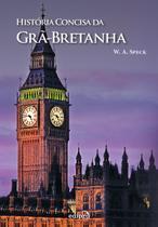 Livro - História Concisa da Grã-Bretanha -