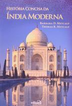 Livro - História Concisa da Índia Moderna -