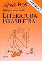 Livro - História Concisa da Literatura Brasileira -
