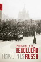 Livro - História concisa da Revolução Russa (edição de bolso) -