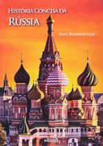 Livro - História Concisa da Rússia -